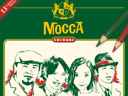 Mocca – Colours (Full Album Stream)