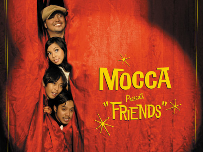 Mocca – Friends (Full Album Stream)